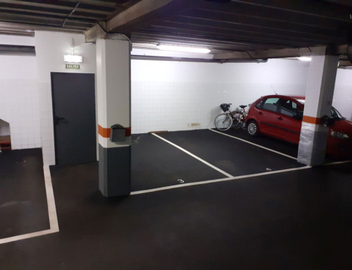 Plaza de garaje en Calle Zumalacárregui 5.- Gijón.
