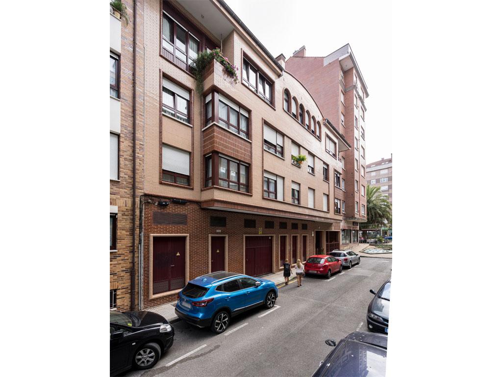 Proyecto finalizado Edificio Calle Santa Rufina 3