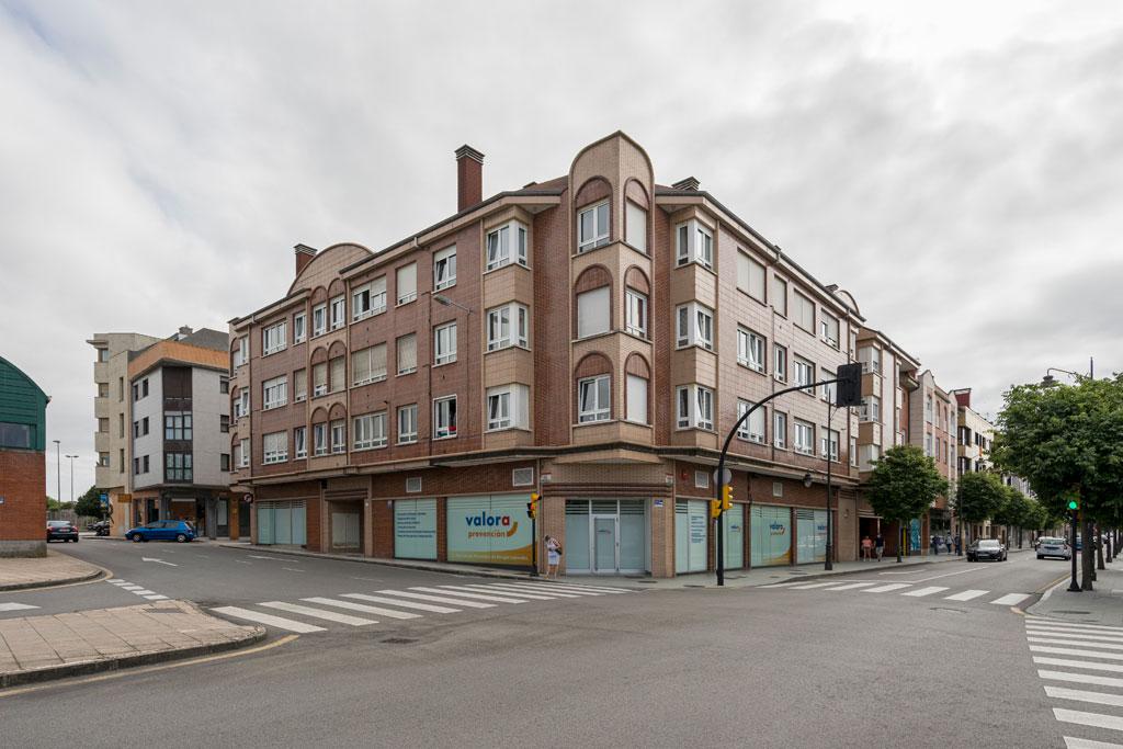 Proyecto finalizado Calle Mariano Pola, 17, Gijón