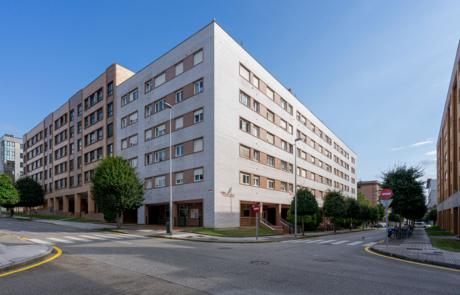 Proyecto Finalizado Edificio Vistalegre, Gijón