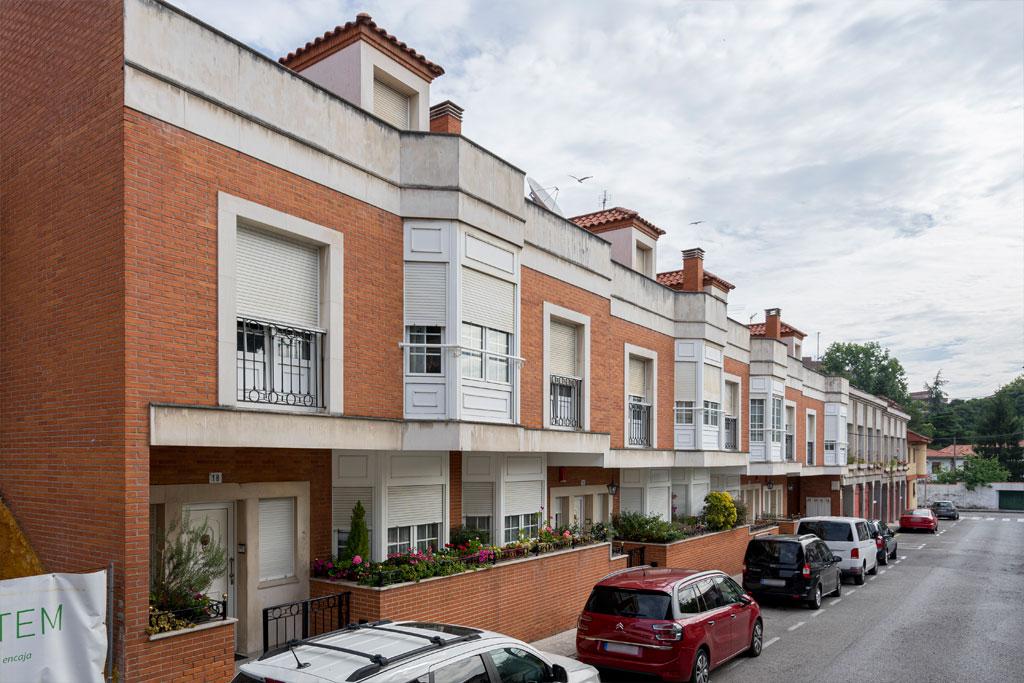 Proyecto finalizado Chalets Calle San Paulino